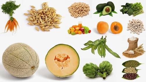 Продукты питания содержащие фолиевую кислоту