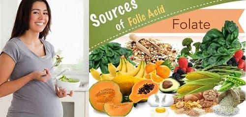 Значение фолиевой кислоты во время беременности и при ее планировании