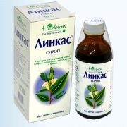 Линкас сироп: назначение препарата от кашля, инструкция по.