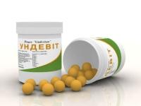 Витамины Ундевит. Инструкция по применению
