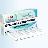Описание Полиоксидоний (Polyoxidonium