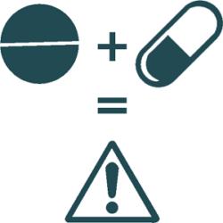 С какими антибиотиками можно совмещать Нимесил (Найз, Нимесулид, Нимулид, Немулекс, Найсулид)